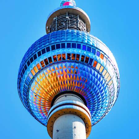 TV tower of Berlin