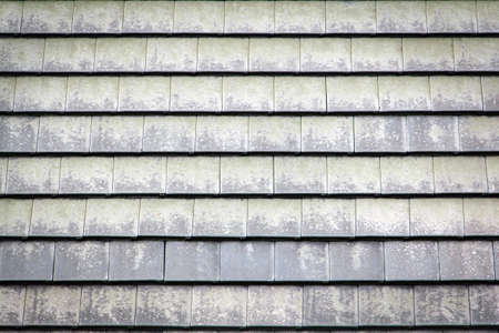 close up texture of tile roof