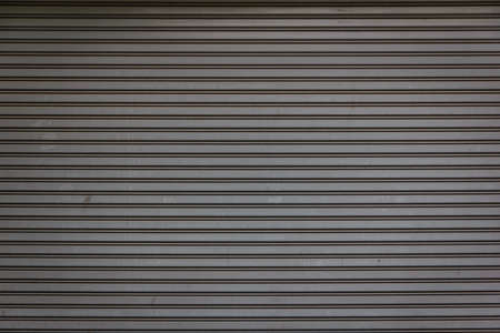 grooves: Background Detail of texture metal door Corrugated Iron Panelling Stock Photo