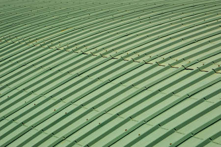 Green Roof Top Pattern photo