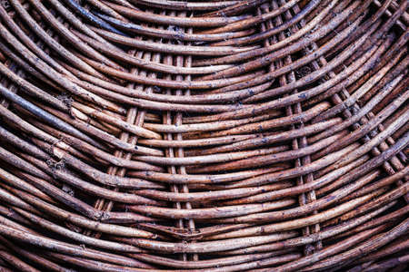 the dirty  Basket weave texture,background