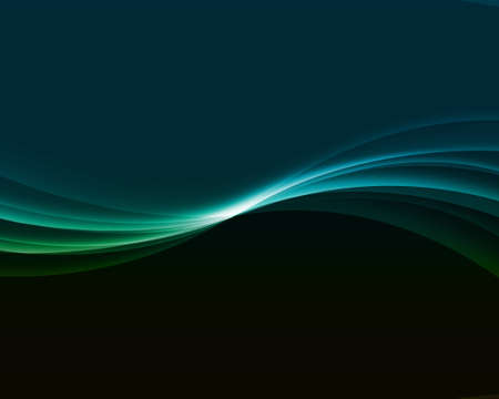 Green Blue Lines Background photo