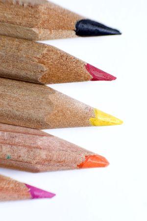 coloful: coloful pencils