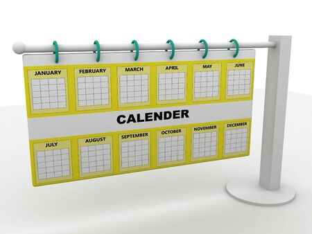 chronology: calender