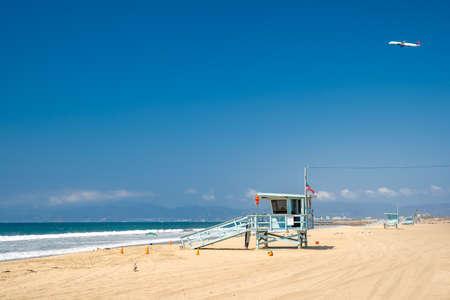 take coast watches on the ocean beach