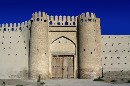 Talipach gate was built in the north part of Bukhara during 16th century under Abd al-Aziz-khan the first  It is ones of two city gates remained intact