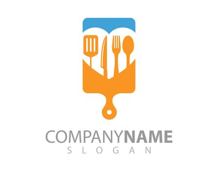Logo template for Food, cooking, restaurant, chef Logo