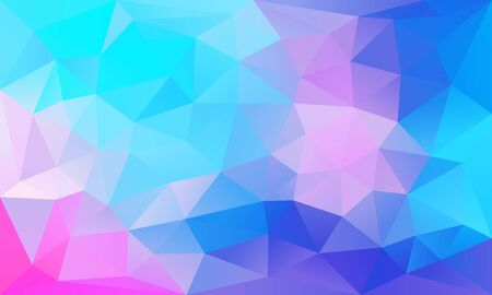 low poly background colorful color, multcolor