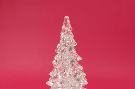 Acrylic christmas tree stock photo picture and royalty free image