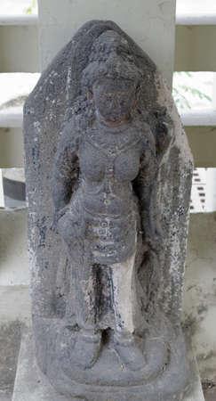 14th century: The Statue of Devi, 12th - 14th Century