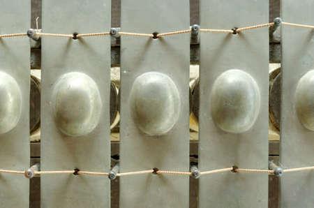 javanese: Slenthem, the Javanese Music Instrument
