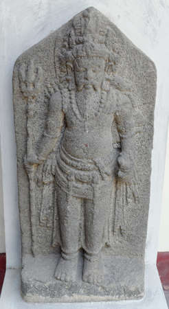 12th century: The Statue of Agastya, 10th - 12th century