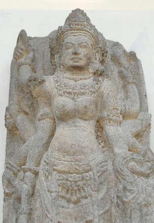 shakti: The Statue of Goddess Durga Mahisasura Mardhini, 10th century