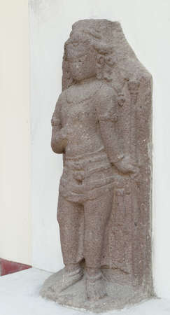 14th century: The Statue of Parvati, 12th - 14th Century