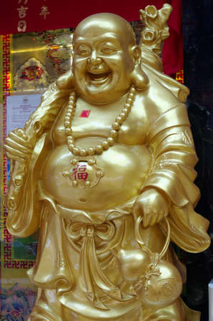laughing buddha Stock Photo - 57269680