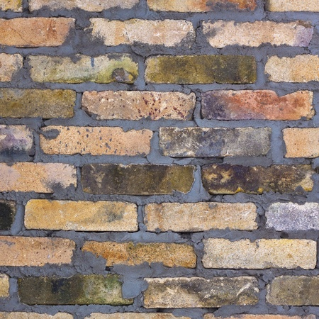 Texture of old brick wall Stock Photo - 17372018