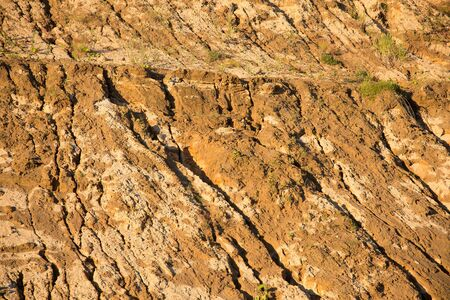 sand quarry: Abstract background of a quarry sand Stock Photo