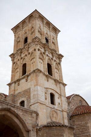 lazarus: Church of Saint Lazarus in Larnaca, the Island of Cyprus Stock Photo