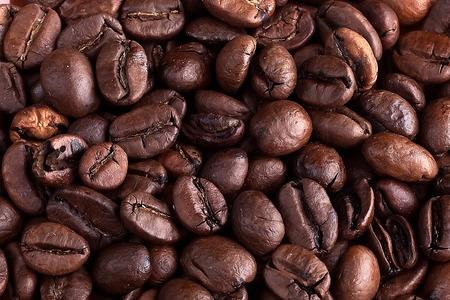 볶은 커피 콩 근접 촬영의 배경 스톡 콘텐츠 - 93150841