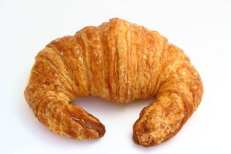 Croissant-Frühstück