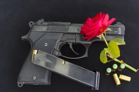 reveille: Starter pistol