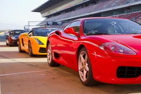 El 08 de enero 2012 la competencia de los autom�viles de alta gama