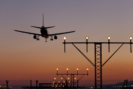 airs: The first plane of a plane that is going to land