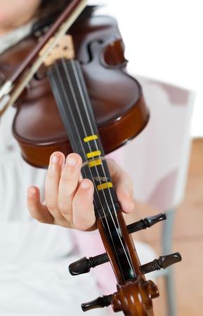 prodigy: Prodigy suonare il violino nella scuola di musica