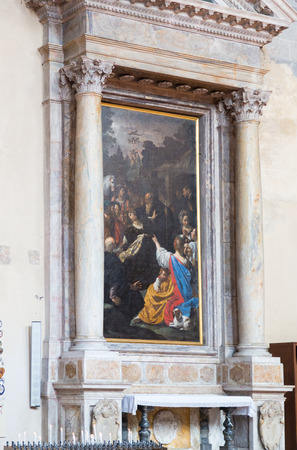 priori: Paintings in the Cathedral of Volterra, Italy