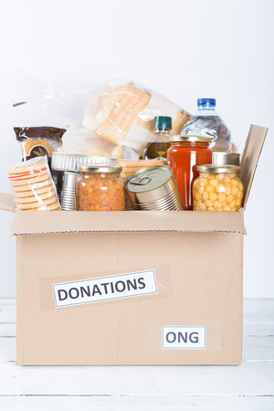 handouts: Supportive housing or food donation for poor
