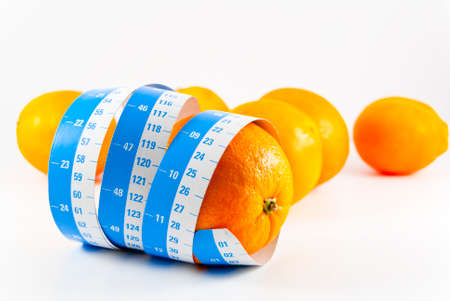 fortifying: Oranges - a wonderful dessert, they improve appetite, useful as a fortifying agent Stock Photo