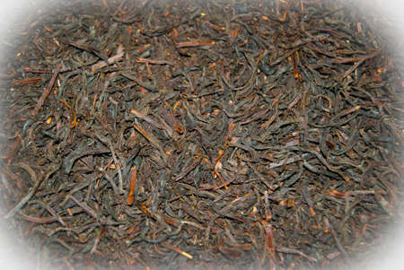 pekoe: dry tea leaves can be used as a backdrop or background