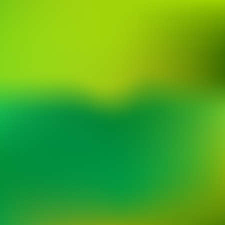 Bright blurred graphics from various combinations of colors and shades. Vector illustration cover. Interesting splash and spreading spot. Green color spots that form a bright blurred graphics.