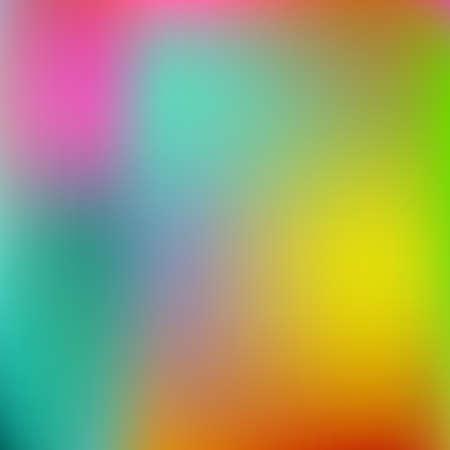 Stylish, fascinating psychedelic design. Pretty splash and spreading spot. Vector illustration flat. Orange unique vector texture of gradient colors.