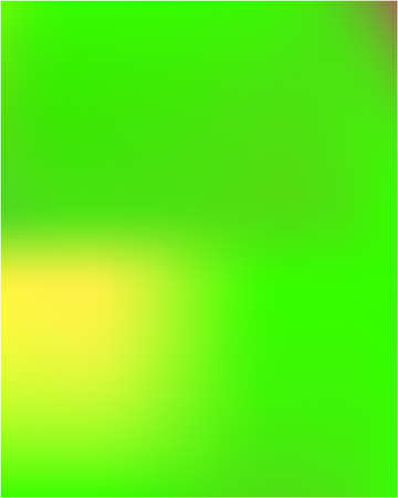 Colorful attractive background for mobile phone. Vector illustration invite. Startling splash and spreading spot. Green colorful background for smartphones and electronic tablets. Vettoriali