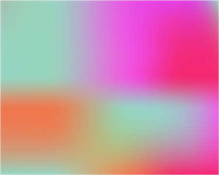 Stylish, fascinating psychedelic design. Vector illustration presentation. Random splash and spreading spot. Violet unique vector texture of gradient colors.
