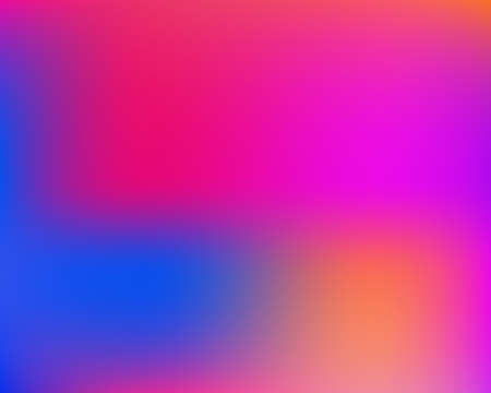 New abstract colourful background Vector illustration art. Fluid backdrop with bright rainbow colors. Pink trendy soft blurred colors and elegant smooth blend.