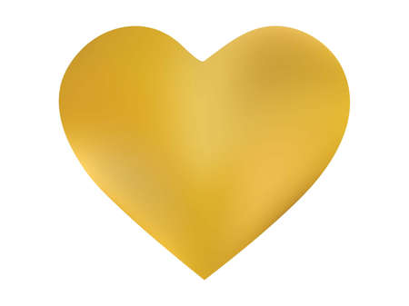 Colorful background in the form of a heart. Soft color pastel. Holographic style of 90th, 80th. Yellow elegant and effective, smooth blurred modern gradient cover. Çizim