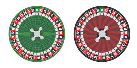 roulette table: Casino roulette