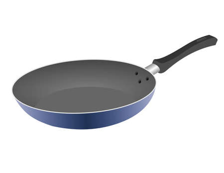 frying pan: Cooking pan