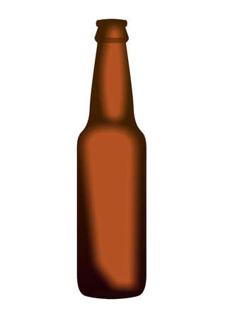 amber: Amber bottle