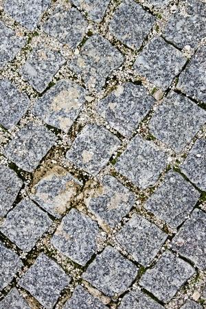 Granite causeway texture photo