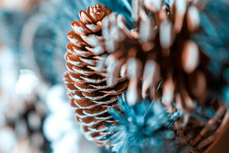 The Decorations Christmas Tree Toy, soft focus