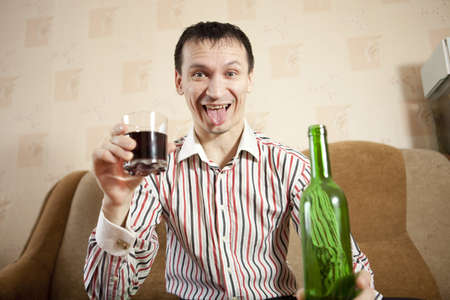 The man and the problem of alcohol