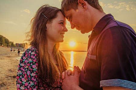love story: Couple