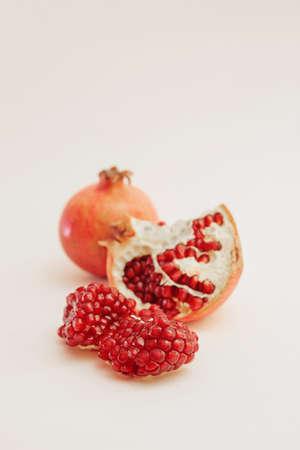 Pomegranate Stock Photo - 24609149