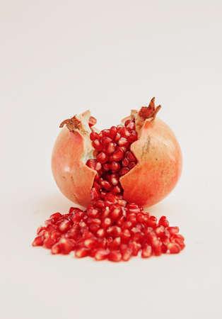 Pomegranate Stock Photo - 24609151