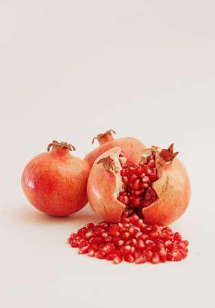 Pomegranate Stock Photo - 24609152