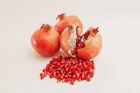Pomegranate Stock Photo - 24609154