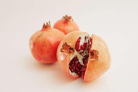Pomegranate Stock Photo - 24609167